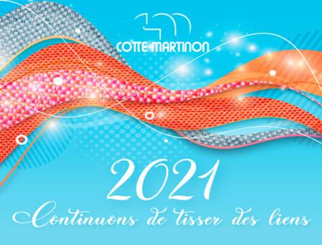 2021 - Continuons de tisser des liens