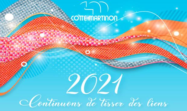 2021 – Continuons de tisser des liens